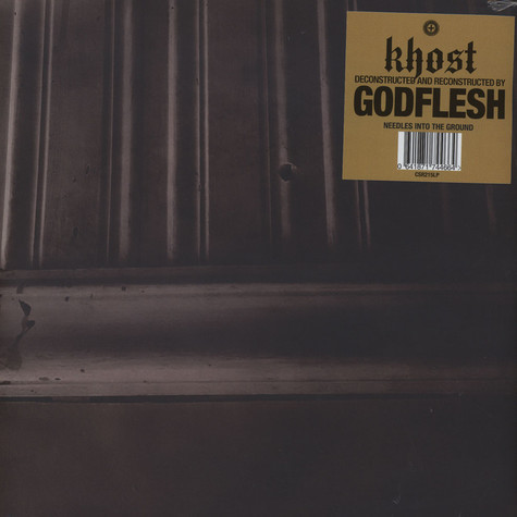Khost / Godflesh - Needles Into The Ground