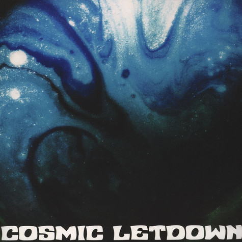 Cosmic Letdown - Venera Black Vinyl Edition