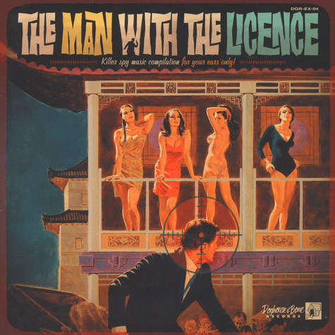 V.A. - The Man With The License