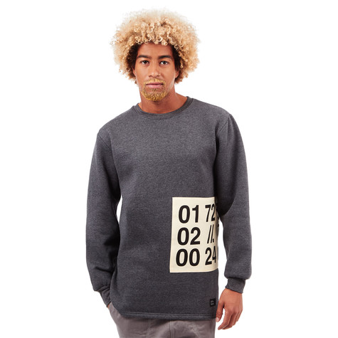 I Love Ugly - Digits Crewneck Sweater