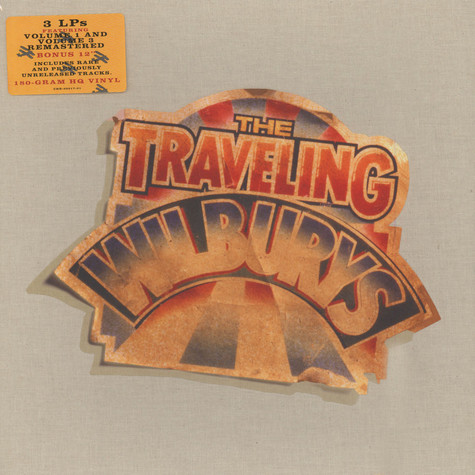 Traveling Wilburys, The - The Traveling Wilburys Collection