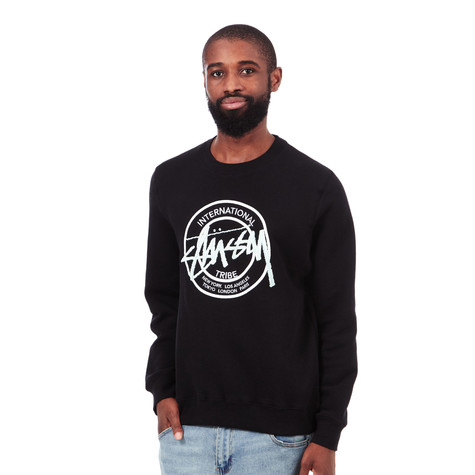 Stüssy - IST Dot Applique Crewneck