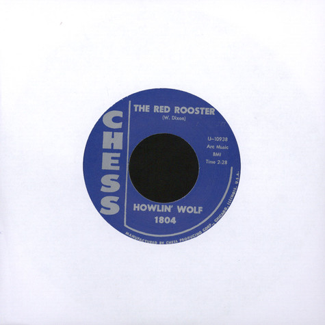 Howlin Wolf - Shake For Me
