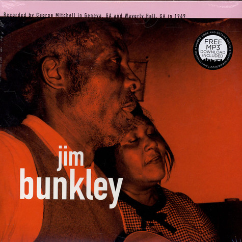 Jim Bunkley / George Henry Bussey - The George Mitchell Collection