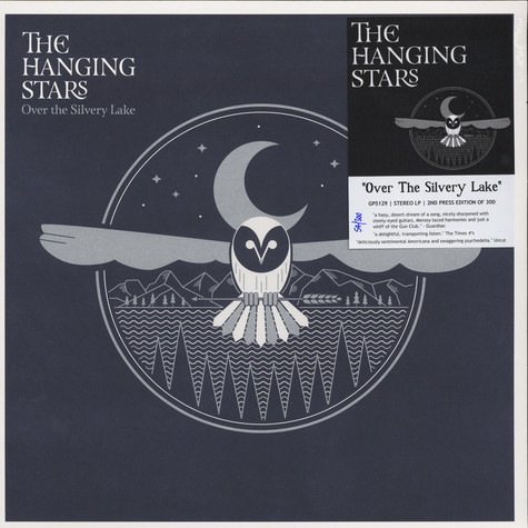 Hanging Stars, The - On The Silvery Lake Black Vinyl Edition