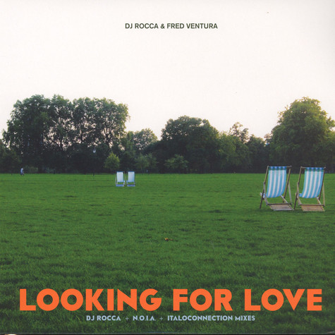 DJ Rocca & Fred Ventura - Looking For Love
