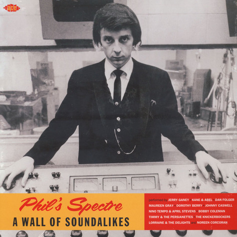 V.A. - Phil's Spectre - A Wall Of Soundalikes