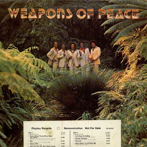 Weapons Of Peace - Weapons Of Peace