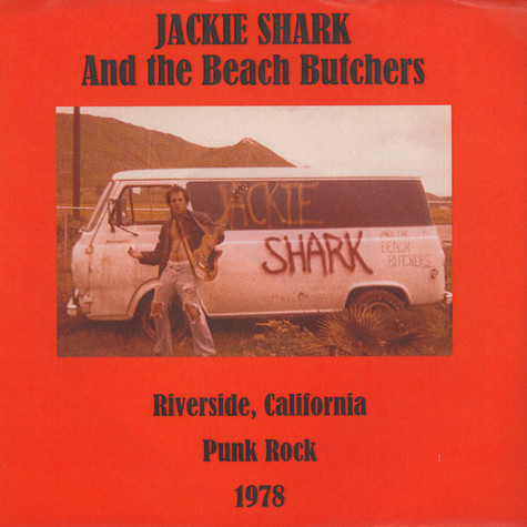 Jackie Shark & The Beach Butchers - 2nd Generation Risisng