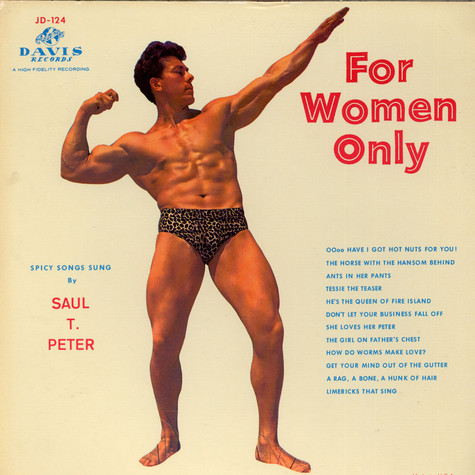 Saul T. Peter - For Women Only