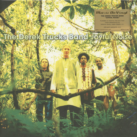 Derek Trucks Band, The - Joyful Noise