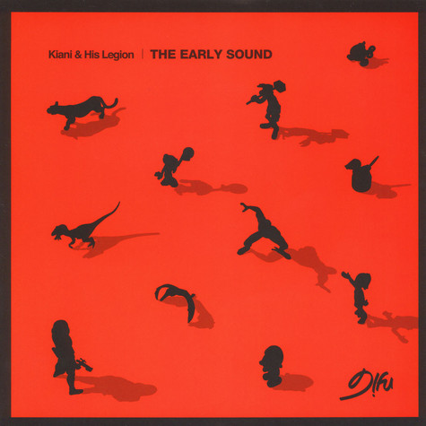Kiani & His Legion - The Early Sound