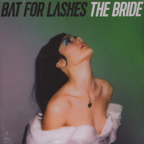 Bat For Lashes - The Bride Black Vinyl Edition