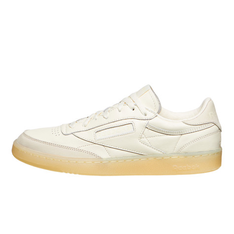 dea7b28d69d Reebok - Club C 85 (Butter Soft Pack) (Creme   Washed Yellow)
