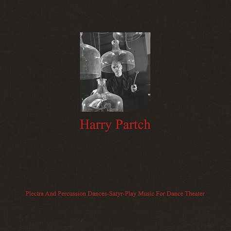 Harry Partch - Plectra And Percussion Dances