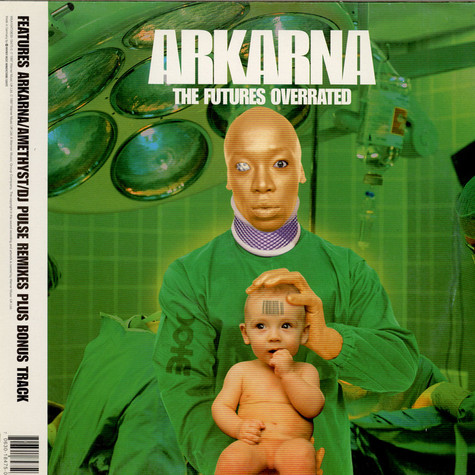 Arkarna - The Futures Overrated
