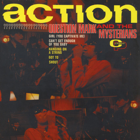 Question Mark & The Mysterians - Action