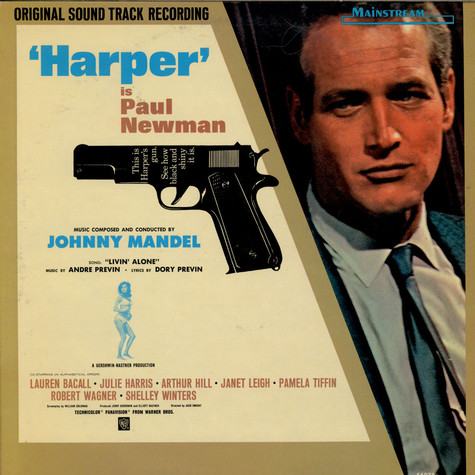Johnny Mandel - OST Harper