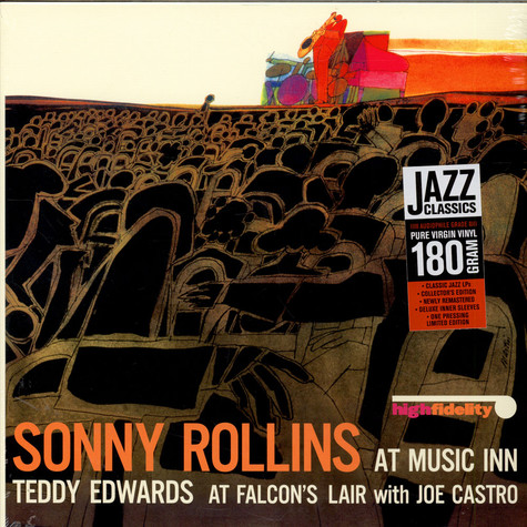 Sonny Rollins - At The Music Inn