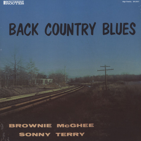 Brownie McGhee & Sonny Terry - Back Country Blues