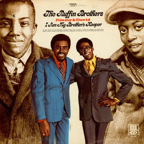 Ruffin Brothers, The - I Am My Brother's Keeper