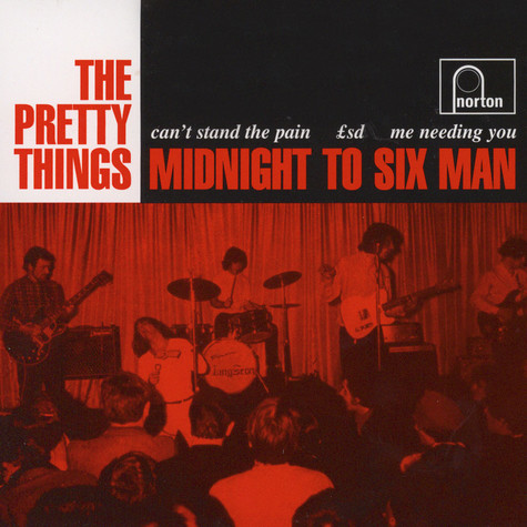 Pretty Things, The - Midnight To Six Man