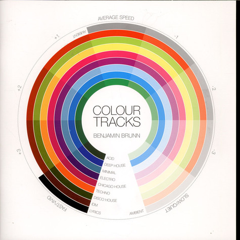 Benjamin Brunn - Colour Tracks