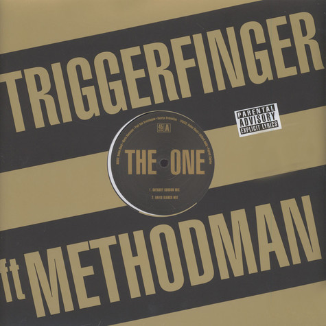 Triggerfinger - The One Feat. Method Man