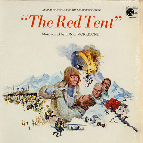 Ennio Morricone - OST The Red Tent