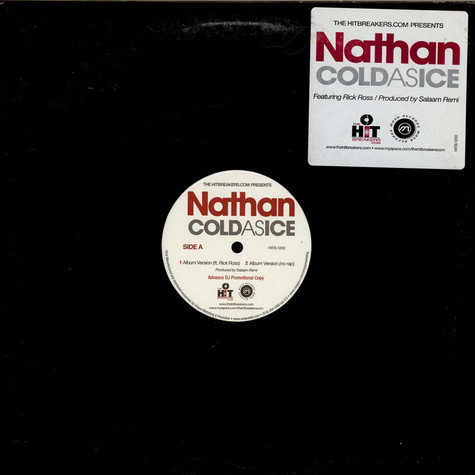 Nathan - Cold As Ice