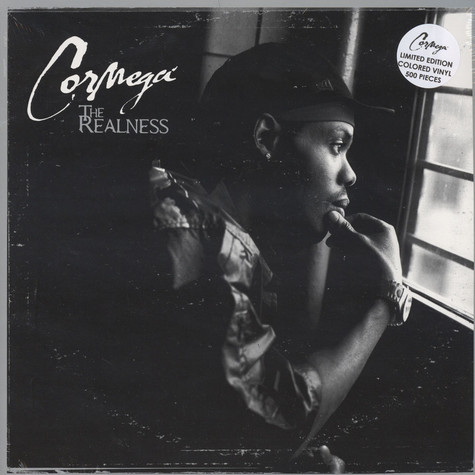 Cormega - The Realness 15th Anniversay Silver Colored Vinyl Edition