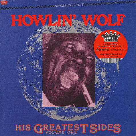 Howlin' Wolf - His Greatest Sides Volume 1 Colored Vinyl Edition