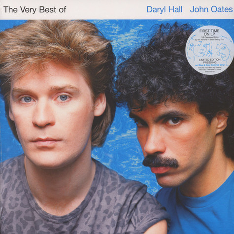 Daryl Hall & John Oates - The Very Best …
