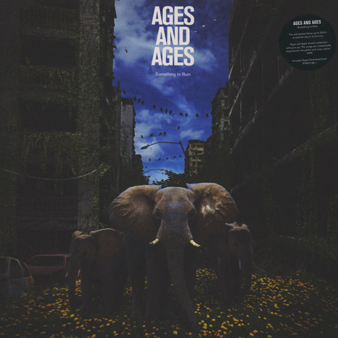Ages & Ages - Something To Ruin