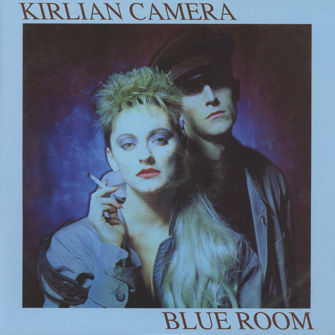 Kirlian Camera - Blue Room Blue Vinyl Edition