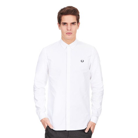 Fred Perry - Concealed Placket Shirt