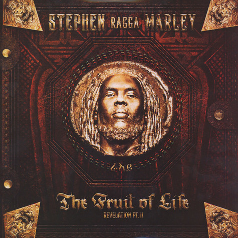 Stephen Marley - Revelation Part 2 - The Fruit Of Life Colored Vinyl Edition