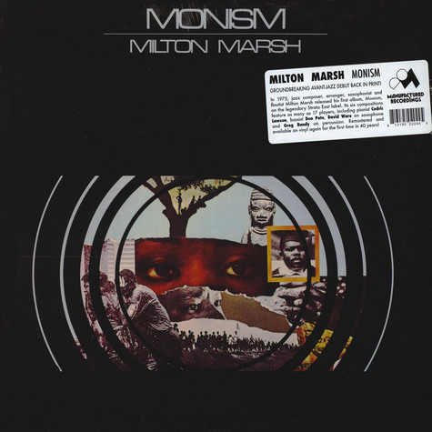 Milton Marsh - Monism