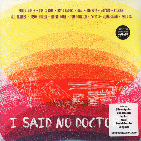 V.A. - I Said No Doctors! Colored Vinyl Edition
