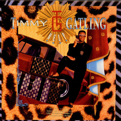Timmy Gatling - Help