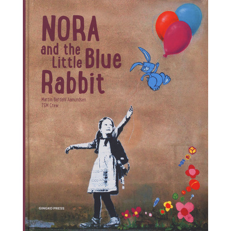 Martin Berdahl Aamundsen & TSM Crew - Nora And The Little Blue Rabbit English Edition