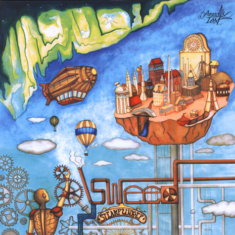 Bisweed - Steampunk Volume 2
