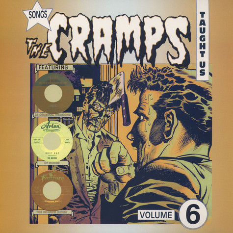 V.A. - Songs The Cramps Taught Us Volume 6