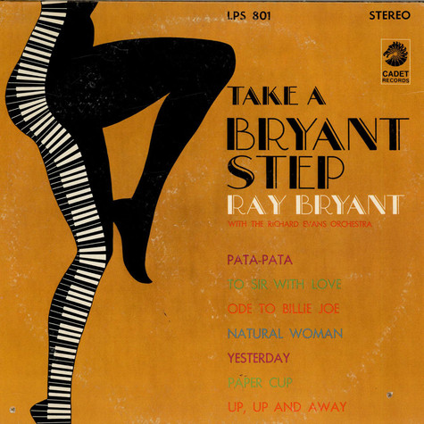 Ray Bryant - Take A Bryant-Step