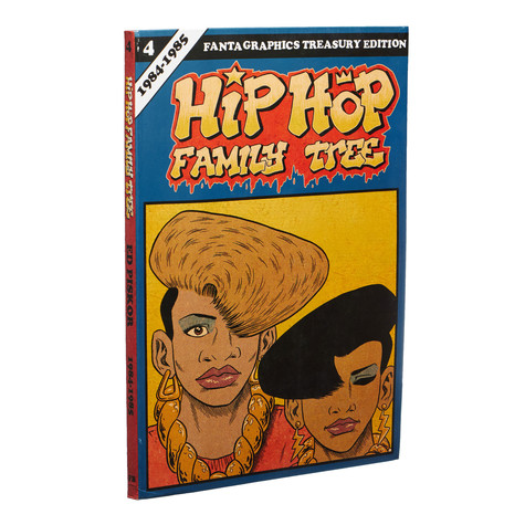 Ed Piskor - Hip Hop Family Tree Volume 4