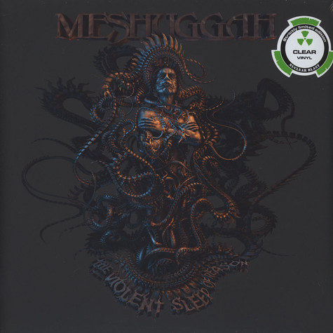 Meshuggah - The Violent Sleep Of Reason Clear Vinyl Edition