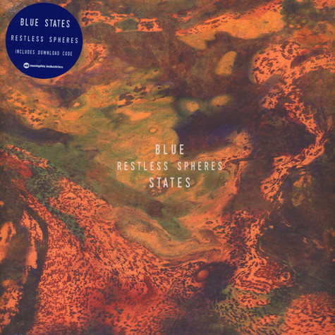 Blue States - Restless Spheres