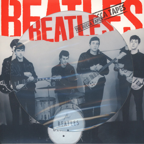 Beatles, The - The Decca Tapes Picture Disc Edition