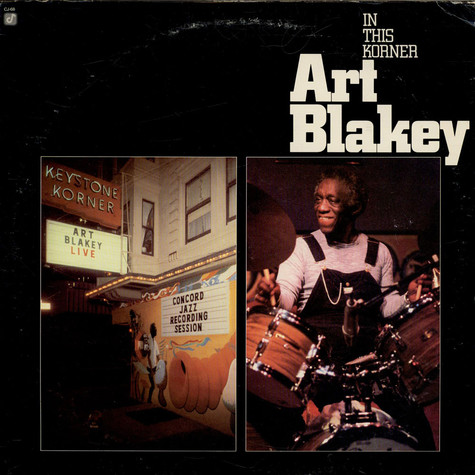 Art Blakey - In This Korner
