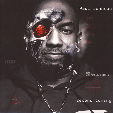 Paul Johnson - Second Coming 20Th Years Anniversary Edition